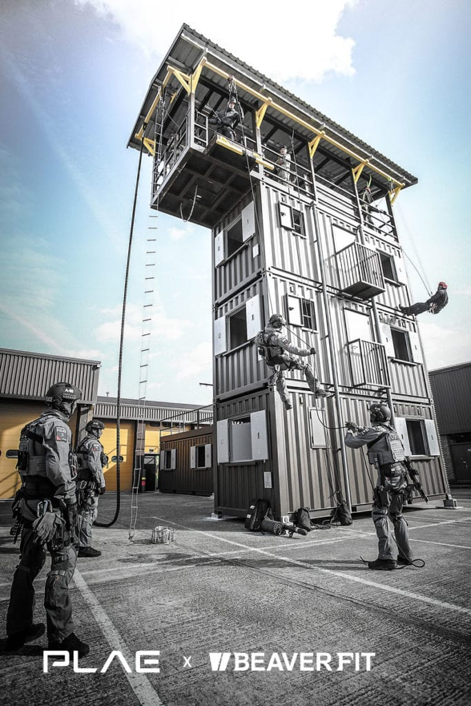 OPS PLAE training structures for the specialist workplace